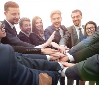 50 Unternehmen werden eine starke Gruppe